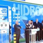 Inauguración Hidrogenera, 2011