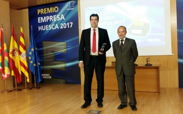 Premio Empresa Huesca 2