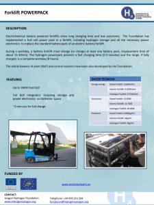 Forklift POWERPACK