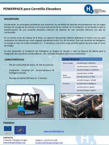 POWERPACK para Carretilla Elevadora