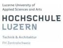 Escuela de Ingeniería y Arquitectura de Lucerne