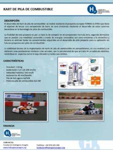 Kart de pila de combustible