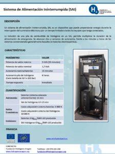 Sistema de alimentación ininterrumpida (SAI)