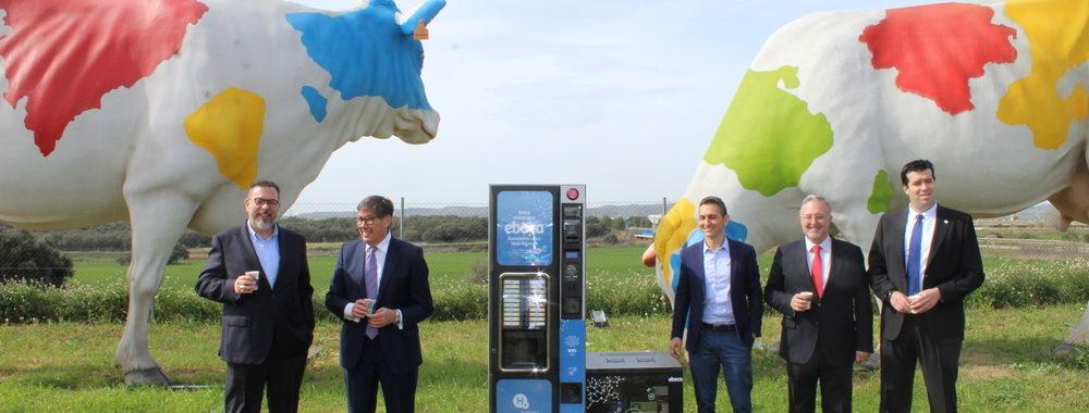 Presentación máquina de café de Eboca y la FHA